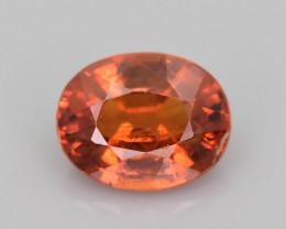 1.10 ct Natural Tremendous Color Spessartite Garnet ~K