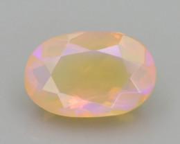 Rainbow Fire 1.50 ct Ethiopian Opal