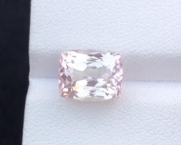 5.80 CT, Natural Pink Kunzite