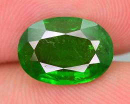 AAA Grade 3.45 ct Forest Green Tsavorite Garnet-