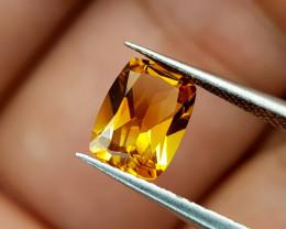 1.05Crt Madeira Citrine Natural Gemstones JI78