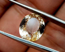 9.38Crt Topaz Natural Gemstones JI78