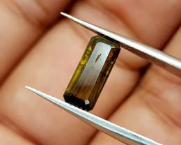 1.92Crt Rare Epidote Natural Gemstones JI78