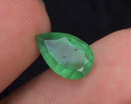 1.90 Natural Zambian Emerald
