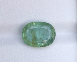 3.75 Huge Size Natural Zambian Emerald