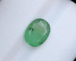 2.25Ct Natural Zambian Emerald