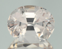 No Treat&No Heat 7.80 Ct Morganite Flawless Exquisite Quality Gemston