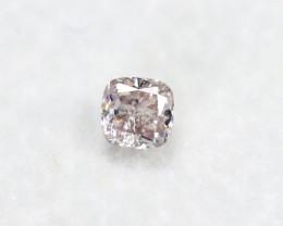 Pink Diamond 0.13Ct Natural Untreated Genuine Fancy Diamond BM733