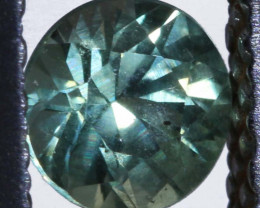 0.35 cts   MONTANA SAPPHIRE FACETED  PG-3574   PRECIOUSEGEMS