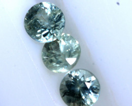 0.80 cts   MONTANA SAPPHIRE FACETED  PARCEL PG-3578   PRECIOUSEGEMS
