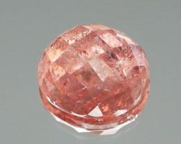 *Starts $15NR* Rose Cut Salmon Pink Tourmaline 3.13Ct.