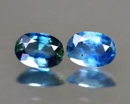 Sapphire 1.76Ct Oval Cut Natural Australian Blue Sapphire SA194