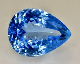 Crt 33.82 topaz  Faceted Gemstone (Rk-26