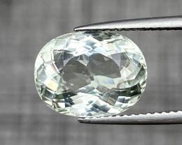 Natural Aquamarine 5.75 cts Sparkling Gemstone