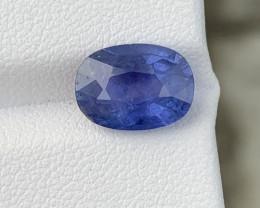 Sapphire gemstone 4.11ct