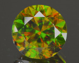2.61Ct AAA Fire Sphene Chrome Exquisite Quality @Pakistan