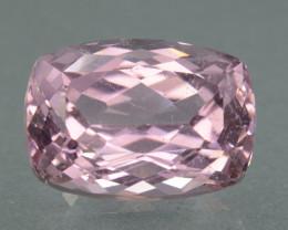 Natural Pink Kunzite 11.83 Cts Fabulous Color