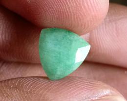 Natural Emerald Gemstone 100% Natural Treated VA1995