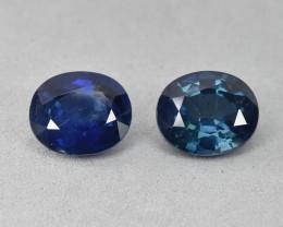 1.75 Cts Fabulous Beautiful Natural Madagascar Blue Sapphire