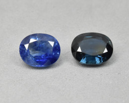 1.76 Cts Wonderful Attractive Natural Madagascar Blue Sapphire