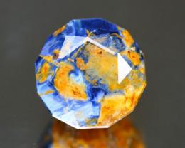 Pietersite 8.56Ct Master Cut Natural Namibia Golden Blue Pietersite A1605