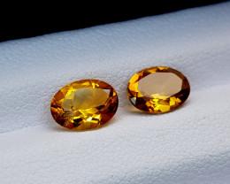 1.92Crt Madeira Citrine Natural Gemstones JI79