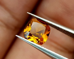 0.92Crt Madeira Citrine Natural Gemstones JI79