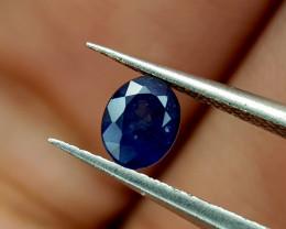 0.60Crt Blue Sapphire Heat be Natural Gemstones JI79