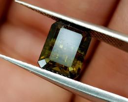 2.32Crt Rare Epidote Natural Gemstones JI79