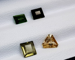 1.99Crt Tourmaline Lot Natural Gemstones JI79