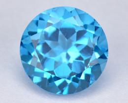London Blue Topaz 1.53 Cts Rare Fancy Natural Loose Gemstone