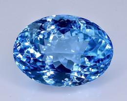 Crt 25.9 topaz  Faceted Gemstone (Rk-27