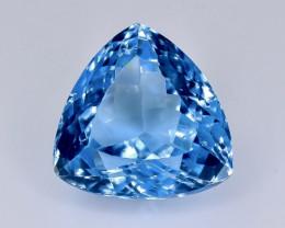 Crt  9.98 topaz  Faceted Gemstone (Rk-27