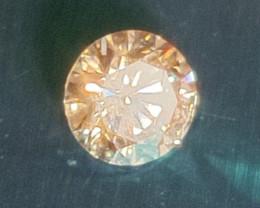 NATURAL-ARGYLE- PINK DIAMOND, 0.10 ctw  size1 pc