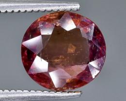 Crt  1.80 tourmaline  Faceted Gemstone (Rk-27