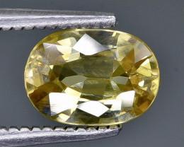 Crt1.75 zircon   Faceted Gemstone (Rk-27