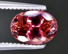 Crt 1.17 tourmaline   Faceted Gemstone (Rk-27
