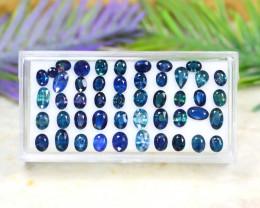 Sapphire 10.50Ct VS2 Oval Cut Natural Australian Blue Sapphire Lot A1806