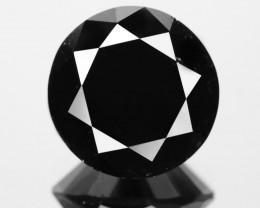 Black Diamond 1.28 Cts 100% Natural Fancy Black Color