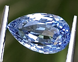 2.62ct Lavender Sapphire With Excellent Luster And Fine Cutting Gemstone