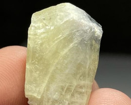 Amazing Natural color Damage free Scapolite crystal  34Cts-A