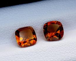 1.35Crt Madeira Citrine Natural Gemstones JI80
