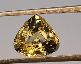 Chrysoberyl, 1.185ct, very beautiful special coloured gem from Ceylon!