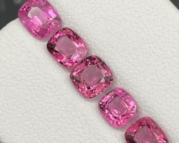 4.75 Cts Unheated Burma Raspberry Pink Top Quality Natural Spinel
