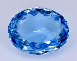 Crt  8.80  topaz  Faceted Gemstone (Rk-28