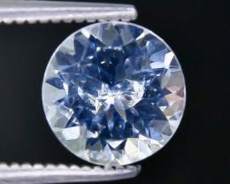 Crt 1.62 aquamarine   Faceted Gemstone (Rk-28