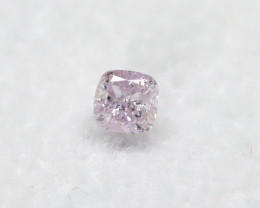 Pink Diamond 0.14Ct Natural Untreated Genuine Fancy Diamond BM793