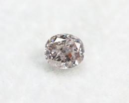Pink Diamond 0.13Ct Natural Untreated Genuine Fancy Diamond BM798