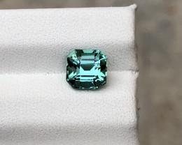 HGTL Certified 1.44 Carats Natural Tourmaline Nice Cut Gemstone