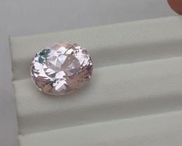 HGTL Certified 10.78 Carats Natural Tourmaline Nice Cut Gemstone
